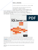 SQL Server 2005 – Parte 1 – Overview