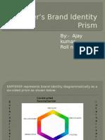 Kapferer's Brand Identity Prism