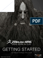 ZBrush4R6 Getting Started Guide