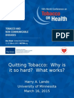 Quitting Tobacco