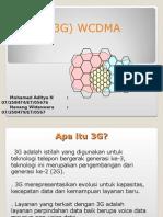 Presentation Wcdma