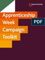 Apprenticeship Week Toolkit
