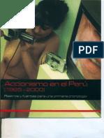 Accionismo en El Peru 1965-2000