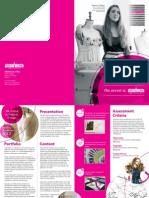 GCD New Portfolio Guides 2014