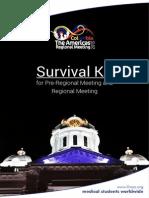 2015 PAMSA RM Survival Kit