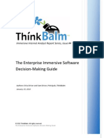 ThinkBalm Decision Making Guide Jan 19 2010 FINAL