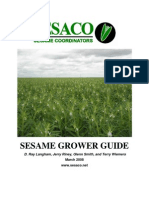 Sesame Grower Guide2008