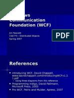 Wcf Presentasi