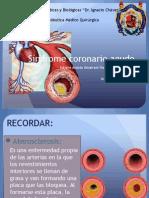 Síndrome coronario agudo (semiología clínica)