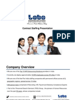 Lobo Staffing Contract Staffing