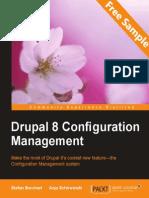Drupal 8 Configuration Management - Sample Chapter