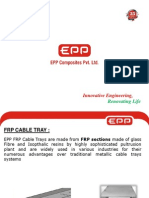 Frp Cable Tray 1
