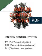 Ignition Kontrol System