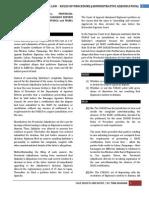 Rules of Procedure (Administrative Adjudication)