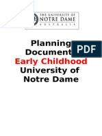 ece overview planning doc
