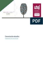 1.- Presentacion Fundamentos de Comunicacion