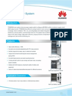Huawei Outdoor Power Cabinet TP48200A