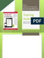 Trainingandroid Pptxrepaired 120527192357 Phpapp02