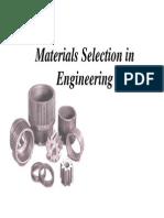 Material Selection General