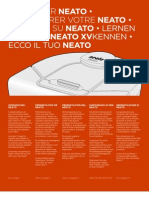 Neato XV Signature Manual