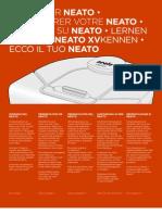Neato XV Signature Manual
