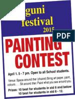 Panguni Festival 2015 / Painting Contest