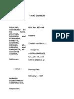 5. Oesmer vs. Paraiso Development Corporation