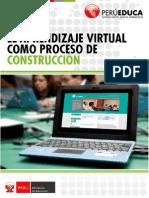 Lectura 1 - El Aprendizaje Virtual Como Proceso de Construcción