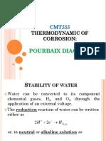CMT555 3 Pourbaix Diagrams sem 4
