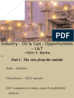 Oil & Gas Analysis
