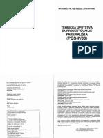 Tehnička Uputstva Za Projektovanje Parlirališta PGS P 08