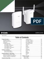 Dhp-w307av a1 Manual v1.00(Eu)
