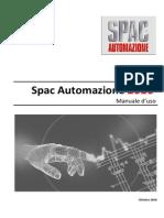Spac Automazione 2010 - Manuale d'Uso