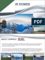 Why Duol Air Domes