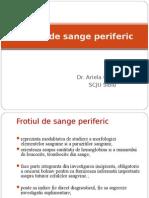 Frotiul de Sange Periferic 97-2003