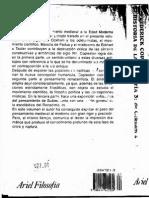 Volumen 3 Filosofía Del Renacimiento Escolástica Del Renacimiento