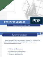 Comm Synchronization En