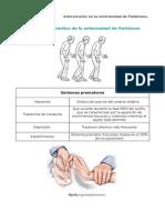 Sintomas de La Enfermedad de Parkinson