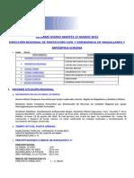 Informe Diario Onemi Magallanes 17.03.2015