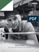 Nestle in Society Summary Report 2014