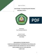 Lapsus - Fistel Oro Antral sebagai penyebab Sinusitis Maksilaris dextra.doc