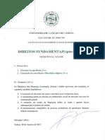 Direito Fundamentais - Pl