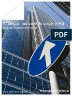 Pwc Financial Instruments Under Ifrs Guide Through Maze
