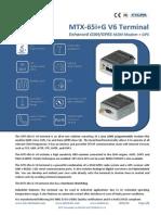 MTX-65i+G_V6_Datasheet