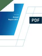 ELLP Annual Report 2013