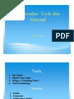 Presentasi Tools Dan Material
