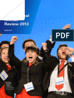 International Annual Review 2013