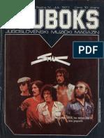 Dzuboks No 036 1977