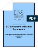 Trans is It on Framework Jan 202010