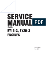 EY15-3 Service Manual